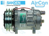 New Holland FR9000 series AC compressor 84018077, 84018078, 84056429, 8964678, 89831427, 89831429, 84039022, 89831429, 84011595, 060506146