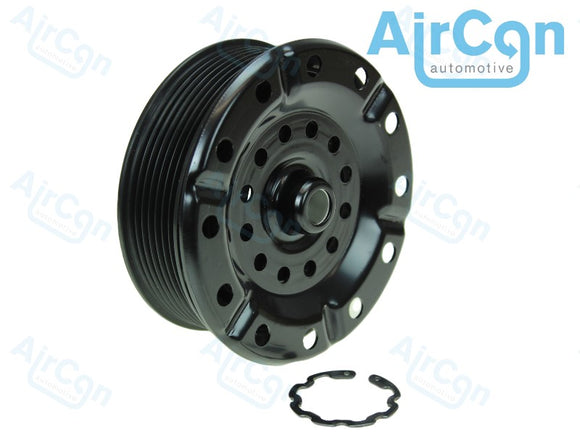 Toyota, Avensis, compressor, Pulley, GE447280-6560, GE447260-1258, GE447260-1255, DCP50301, DCP50035, 88310-42280, 88310-42260, 88310-42250, 88310-02400, GE447280-6610, GE447260-1257, GE447260-1256, GE447260-1255, GE447260-1254, GE447260-1253, GE447260-1252, GE447260-1251, GE447260-1250, GE447190-5200
