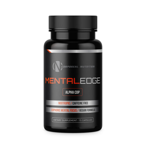 Mental Edge (Week Supply)