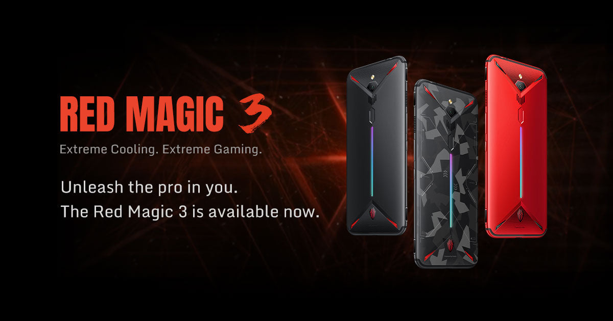 Red Magic Us And Canada Gaming Mobile Phone