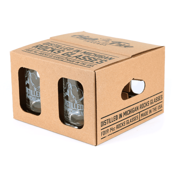 Rocks Glass 4-Pack