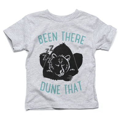 Been There, Dune That Toddler Tee