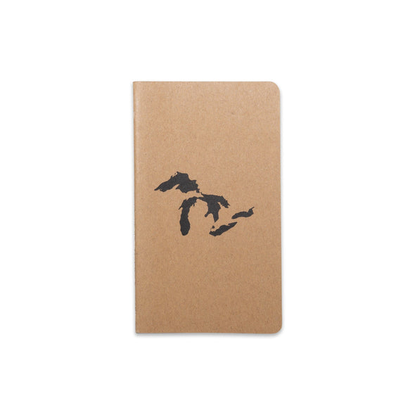 Great Lakes Mini Notebook