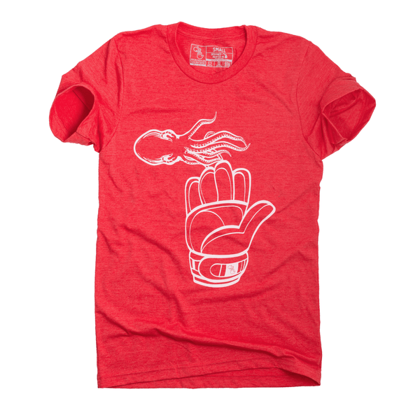 Hockey in the Glove Tee