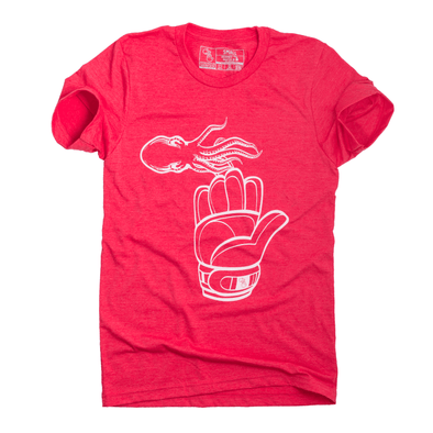 Hockey in the Glove Youth Tee