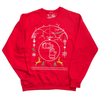 2017 Christmas Sweater (Santa Red)