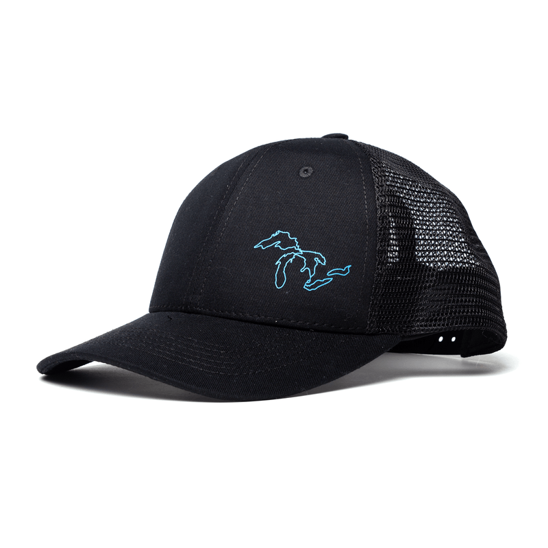 Great Lakes Low Profile Trucker