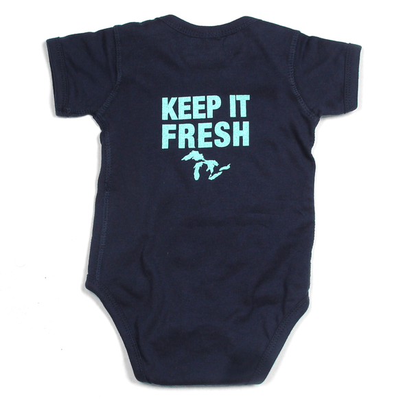 Keep It Fresh Onesie