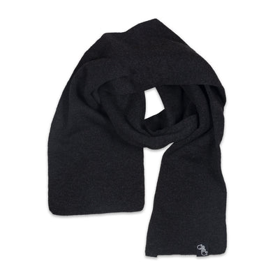 Knit Scarf (Charcoal)