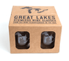 Great Lakes Wine Glass 4-Pack