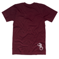 Michigan Hands Tee (Maroon)