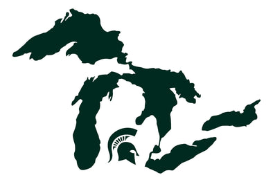 NCAA Great Lakes Proud Decal