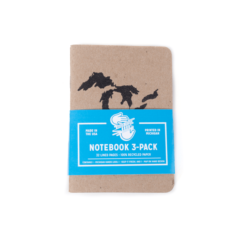 Notebook 3-pack