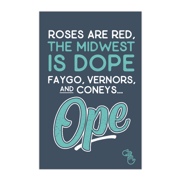 Ope Poster