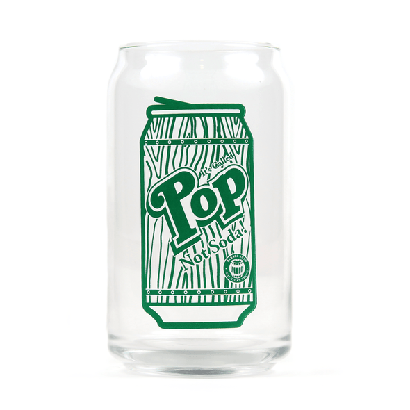 It's Called Pop - Pop Can Pint Glass