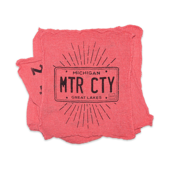 Motor City Shop Rags
