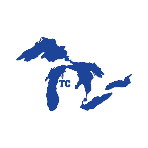 Great Lakes Proud Decal- Location