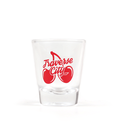 Traverse City Shot Glass