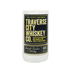 Traverse City Whiskey Co. Candle