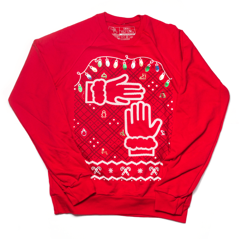 2016 Christmas Sweater