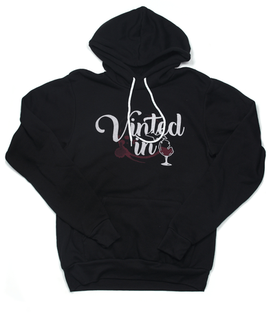 Vinted in Michigan Pullover Hoodie