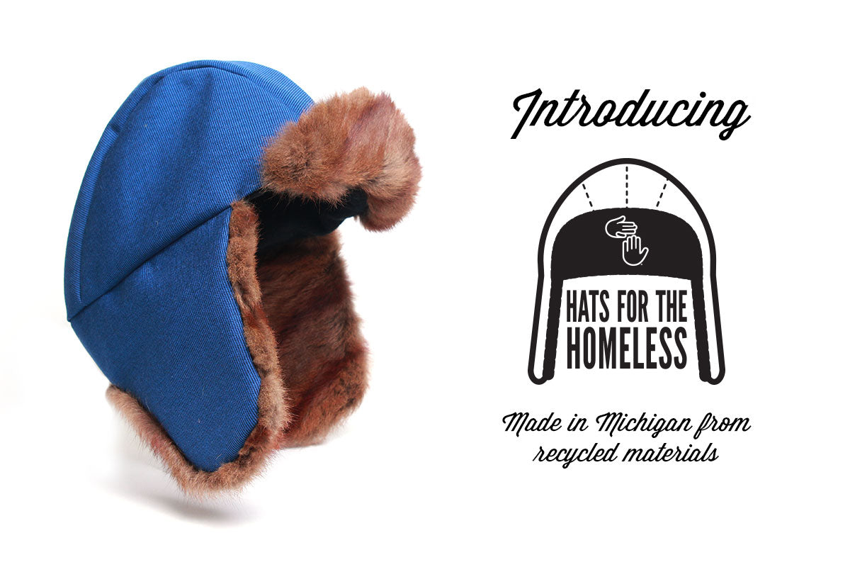 Hats for the Homeless