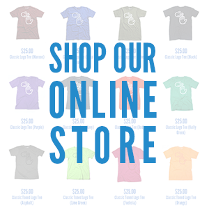Shop our online Store.