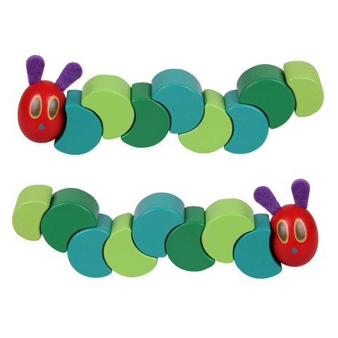 Flexible Wooden Very Hungry Caterpillar