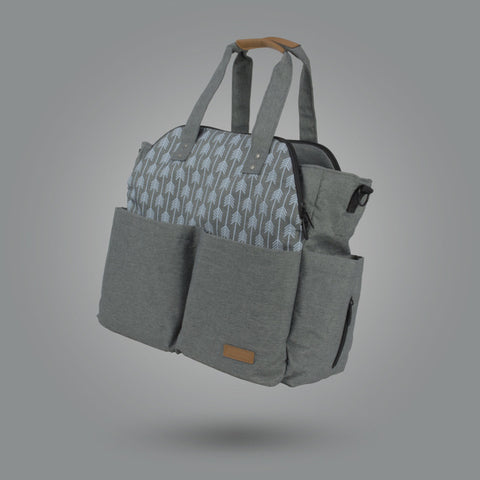 Large Travel Nappy Tote Bag