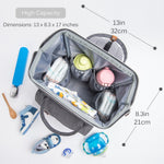Multi-function Nappy Backpack