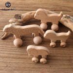 Beech Wooden Animals