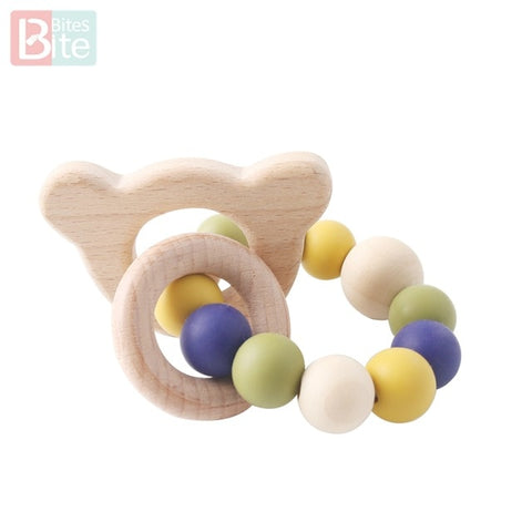 Silicone Teething Bracelets
