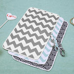 Foldable Washable Compact Changing Mat