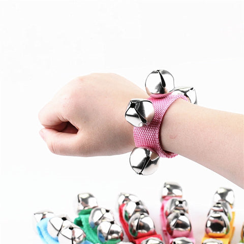 1pc Wrist Band Bells