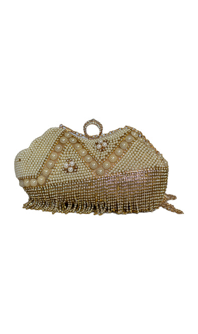 Gold Bridal Purse - Xarrago
