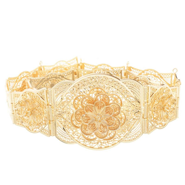 Large Gold Bridal Belt - Xarrago