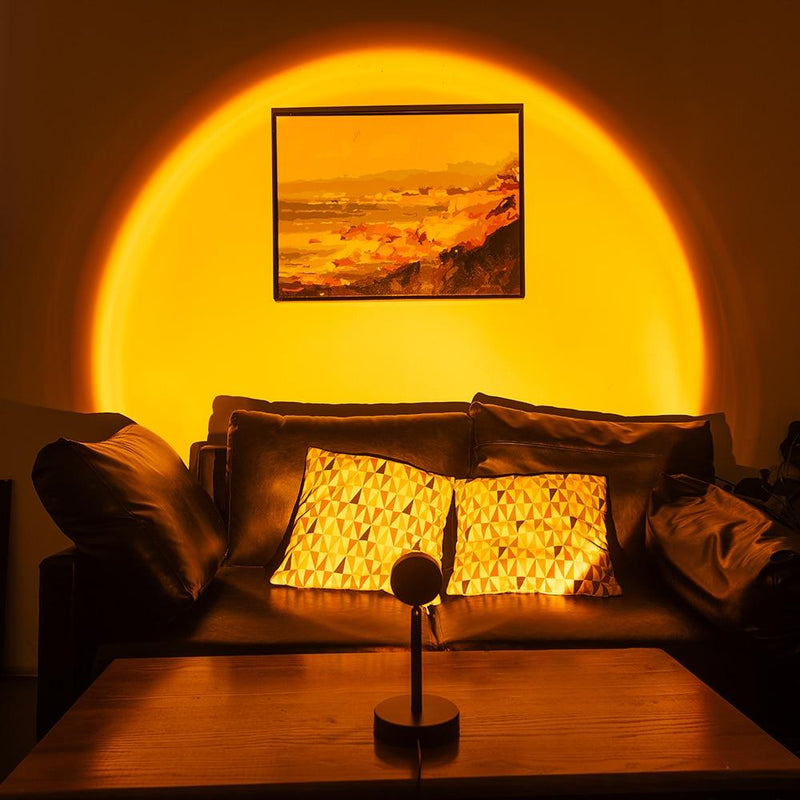 BeLED Sunset Lamp
