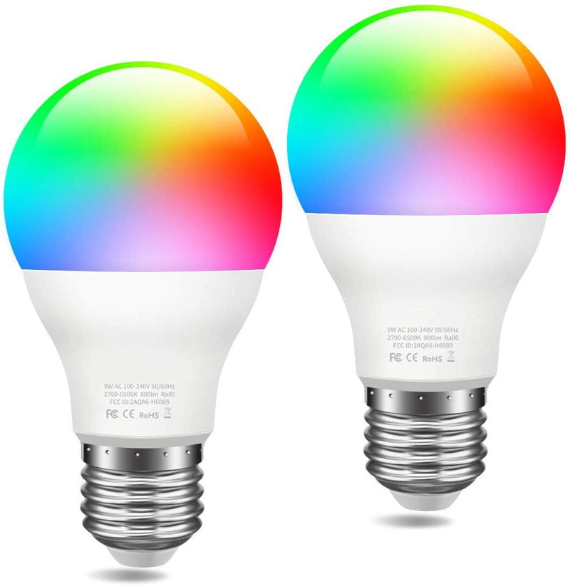 Bluetooth LED Light Bulb