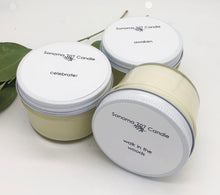 Load image into Gallery viewer, Three 4 Ounce Candle Sampler