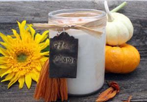 Fall Decor Candle making Workshop