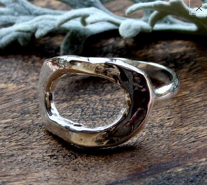 Oval Fusion Ring
