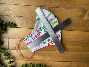 Christmas Pattern Fabric Mask [Series]