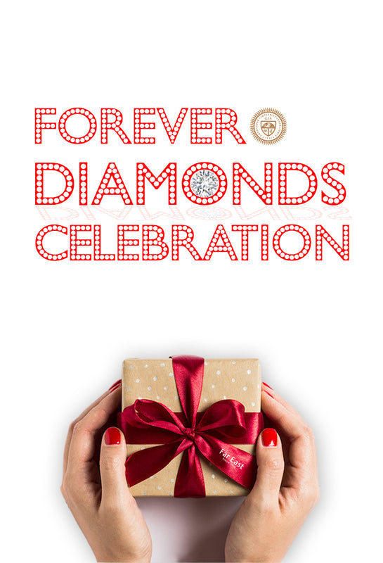 Forever diamonds celebration