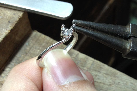 fine jewellery ring service and repair