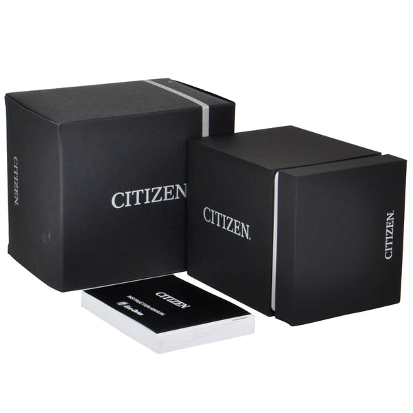 Citizen watch box