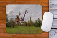Cranes of Chernobyl Mousepad