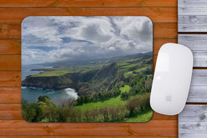 Azores Scenic View Mousepad