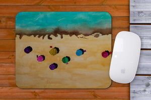 Painted Beach Mousepad