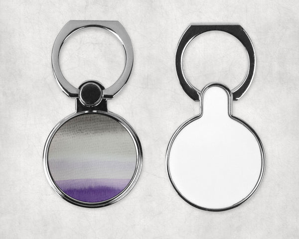 Asexual Pride Phone Kickstand Ringstand