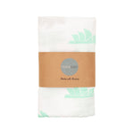 Australia opera house sydney harbour bridge baby muslin swaddle gift